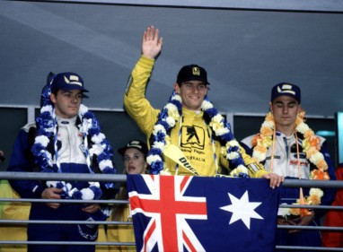 Winning the Festival in 1996, Brands Hatch holds some special memories.