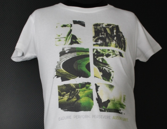 Male Endurance Tee crop