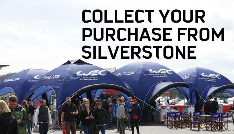 Collect from Silverstone