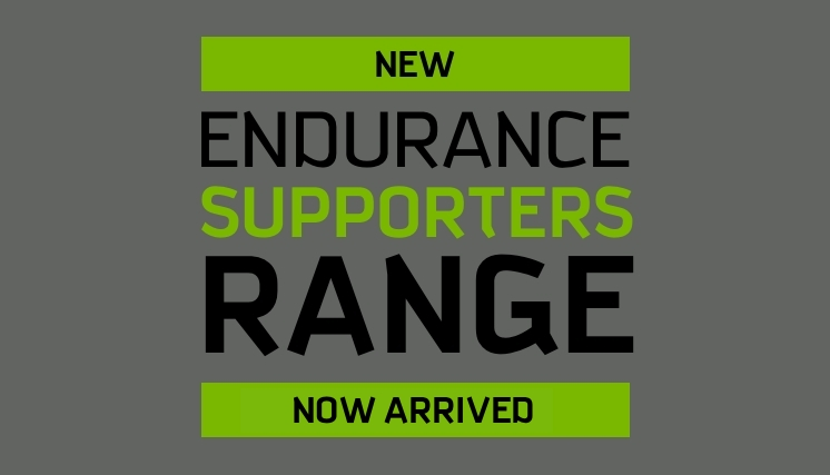 endurance supporters range