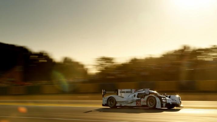 Porsche Fuji Preview