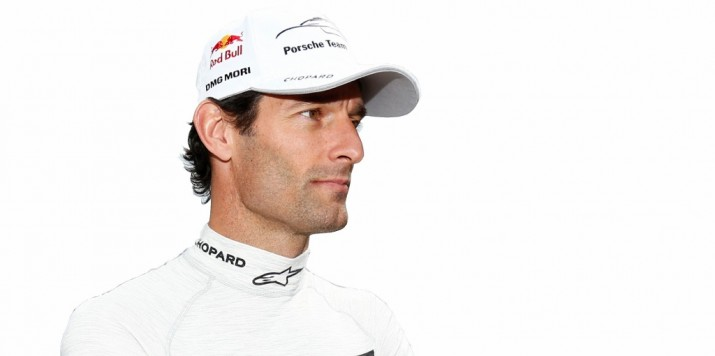 Official Mark Webber 2015 Team Cap
