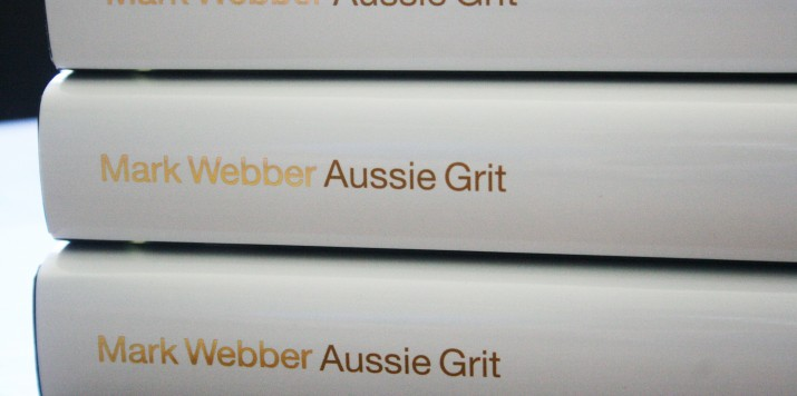 Aussie Grit - spine stacked