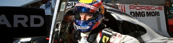 Mark Webber 2015 World Endurance Champion