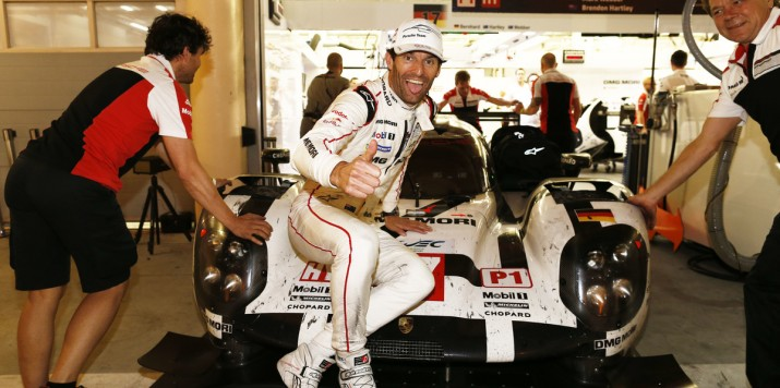 FIA WEC 2015: 6 Hours of Bahrain