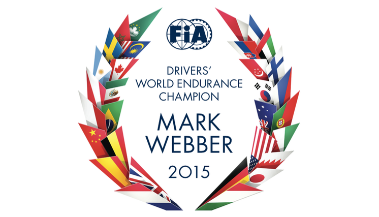 Drivers' World Endurance Champion 2015