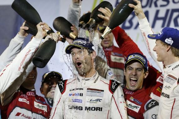 Porsche Team: Mark Webber Porsche Team: Mark Webber